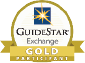 Gold guide star