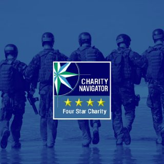 Charity Navigator 10th consecutive year